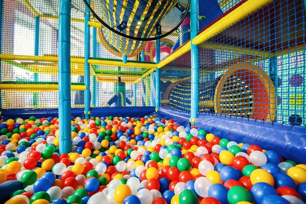What Soft Play Will Be Like For Kids In A Socially-Distanced World