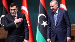 Sulla Libia l'Italia sta a guardare, mentre la coppia Erdogan/Sarraj travolge Haftar (di G.