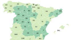 Toda España en fase 2 y 3: así está cada provincia en la