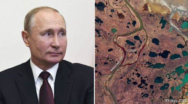 Putin salva l