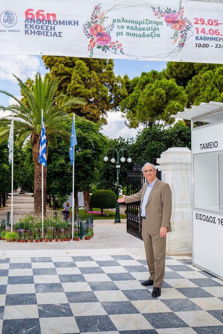 Γιώργος Θωμάκος, Δήμαρχος Κηφισιάς