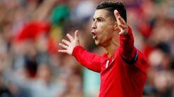 Cristiano Ronaldo, premier footballeur