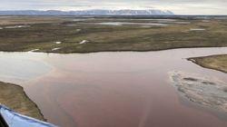 La Russie va réviser des infrastructures bâties sur le permafrost après une pollution monstre dans