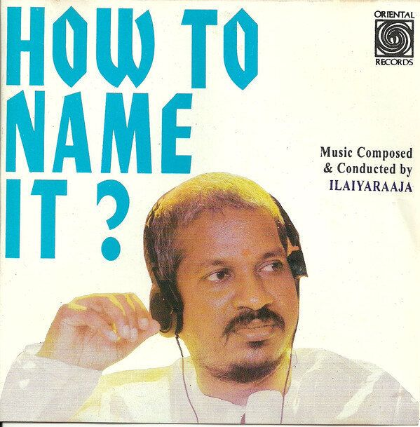 'How To Name It' album cover.