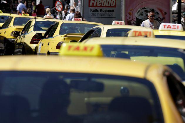 Μείωση στα κόμιστρα των ταξί για τις διαδρομές αεροδρομίων σε Αττική, Θεσσαλονίκη,