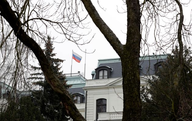 Η Ρωσική πρεσβεία στην