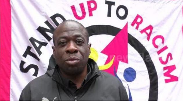 Weyman Bennett, co-convener at Stand Up To
