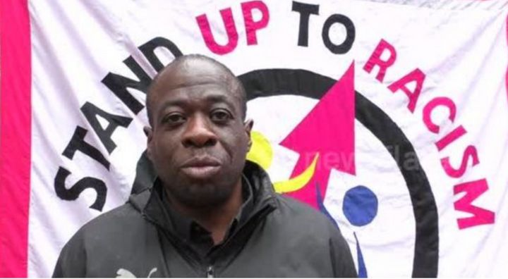 Weyman Bennett, co-convener at Stand Up To Racism.