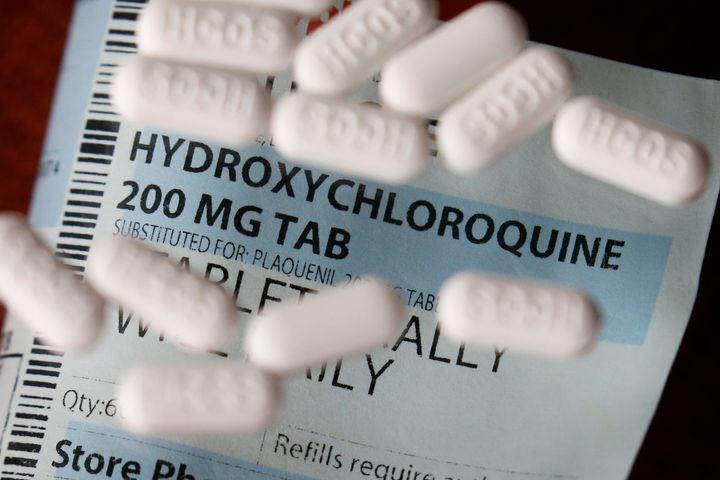 La partie de l'essai sur l'hydroxychloroquine impliquait 1 542 patients ayant reçu la molécule, contre 3 132 patients ayant bénéficié d'une prise en charge standard.
