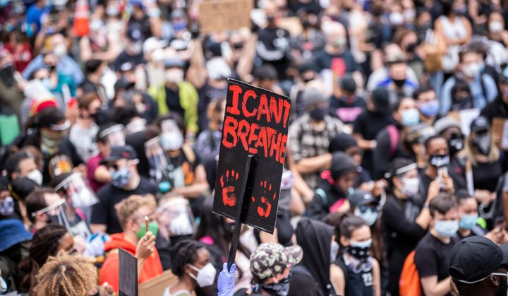 The protests that have swept U.S. cities began as a denouncement of police brutality. But what is happening in our streets has become a political power struggle over the legitimacy of democratic government itself.