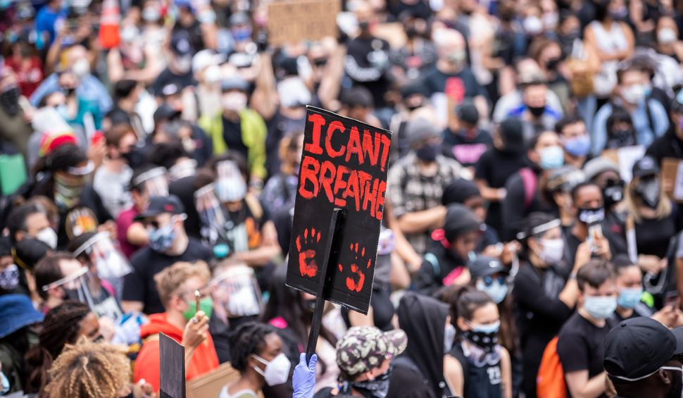 The protests that have swept U.S. cities began as a denouncement of police brutality. But what is happening in our streets ha