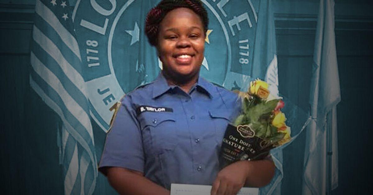 Los policías que mataron a Breonna Taylor todavía son libres