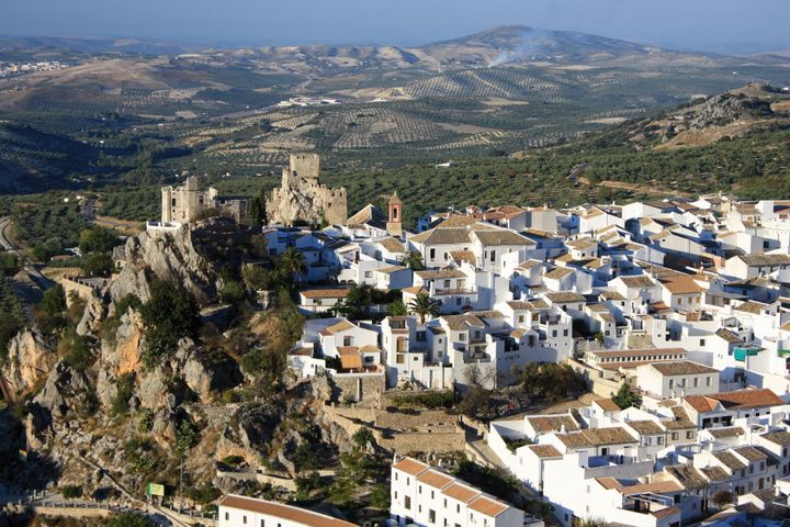 Zuheros village in Andalucia, Spain