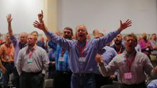 Southern Baptists Report Biggest Single Year Membership Drop In Decades