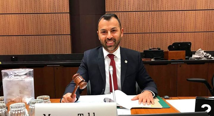 Liberal MP Marwan Tabbara is chair of the House of Commons' foreign affairs committee's subcommittee on human rights.