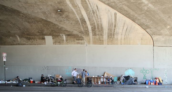 Experts fear that a wave of evictions driven by the coronavirus pandemic could cause a significant increase in homelessness.