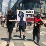 Tired Of Racism, Protesters Join Toronto's March For