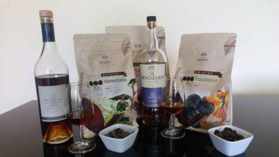 'Cacao & Spirits', doble