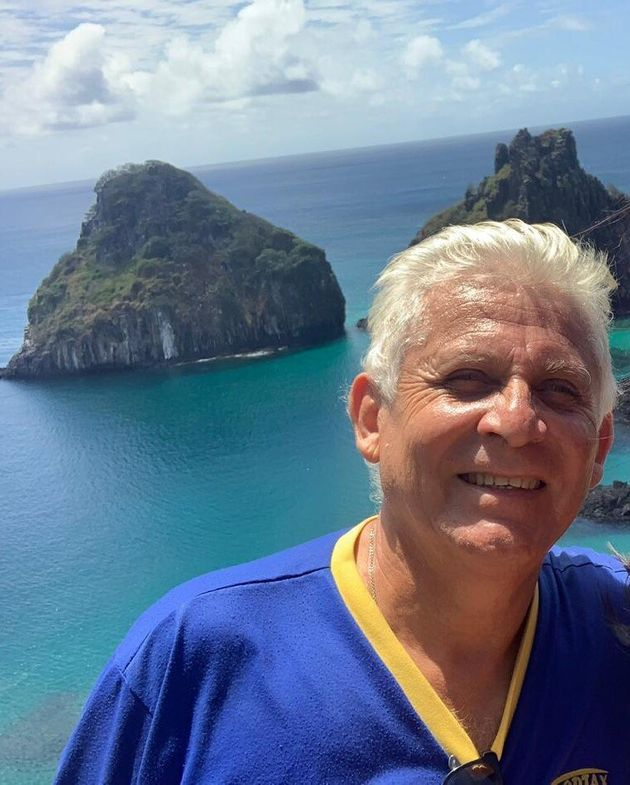O bugueiro Edmilson Veloso faz passeios com turistas e serviços na ilha, o que não é possível agora devido...