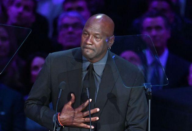 Michael Jordan fait un don de 100 millions de dollars pour lutter contre le racisme (photo d'illustration,...