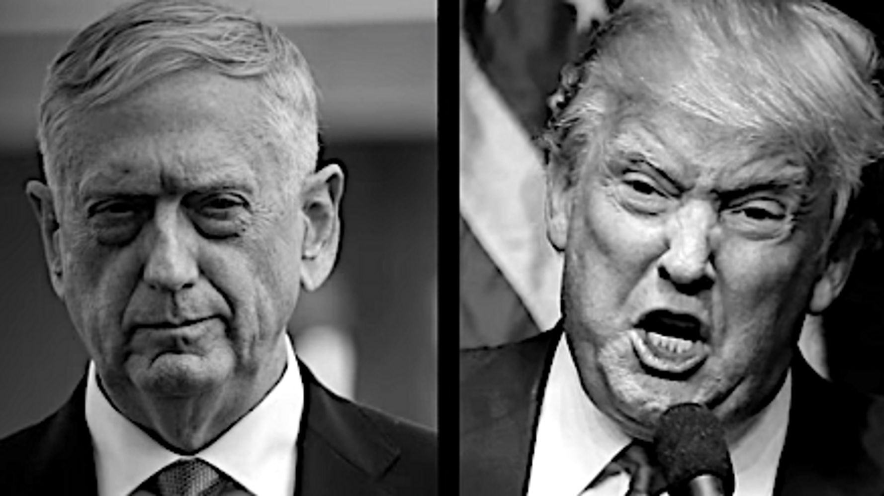 'A Coward And A Commander': Attack On Trump By Jim Mattis Stars In Lacerating GOP Ad