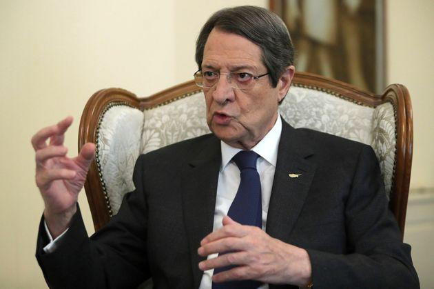 «Βέλη» κατά Τουρκίας από Ελλάδα και Κύπρο: Μηνύματα από Αναστασιάδη και
