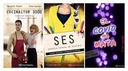 #MicroEnCasa, tres comedias confinadas de
