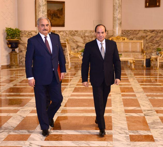 Tripoli lancia offensiva su Sirte. Al Sisi soccorre Haftar p