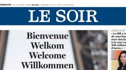 La dura portada del diario belga 'Le Soir' sobre España tras una de las últimas decisiones del