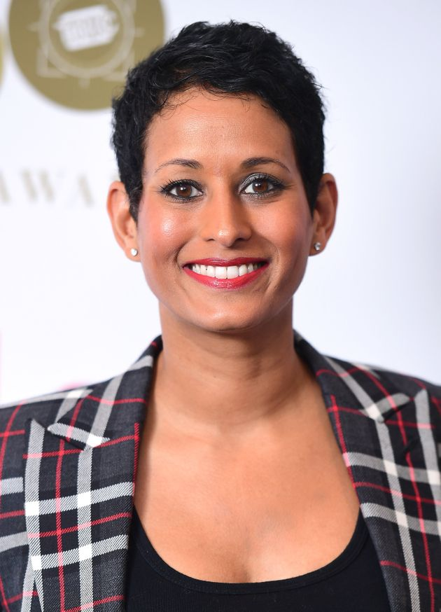 Naga Munchetty Says News Broadcasters Are Not Robots Who Are There To Blankly Read The News