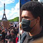 L'interdiction de manifester n'a pas empêché les cortèges contre les violences