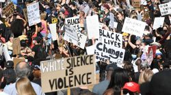 Anti-Racism Protests Continue In Cities Across