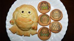 妖怪「アマビエ」のクッキーとパンを販売。埼玉福祉事業協会「人気だけど...」