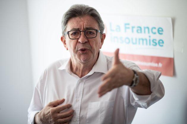 Mélenchon redoute que la présidentielle 2022 soit