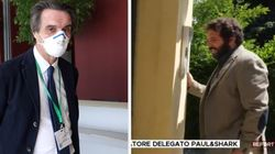 Il presidente della Lombardia Fontana querela Il Fatto e intima alla Rai di non trasmettere