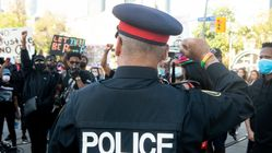 Man In Blackface Arrested At Toronto Anti-Racism