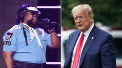 Le policier des Village People ne veut plus que Trump utilise leur
