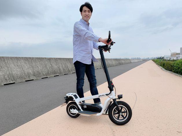 電動バイク「X-Scooter