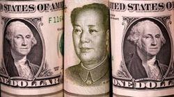 中国外貨準備、5月末は3兆1020億ドル 予想外に増加