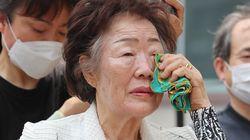 이용수 할머니가 쉼터 소장 사망 소식에 안타까움을