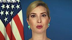 Supercut Mixes Ivanka Trump's Clueless Speech With Attacks On