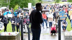 Smaller Places In Canada Are Protesting Against Racism, Police Violence