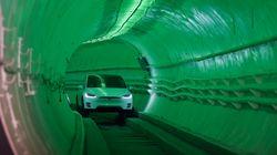 일론 머스크의 '터널 루프'는 어떻게