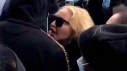 Madonna se une a las protestas contra el racismo en