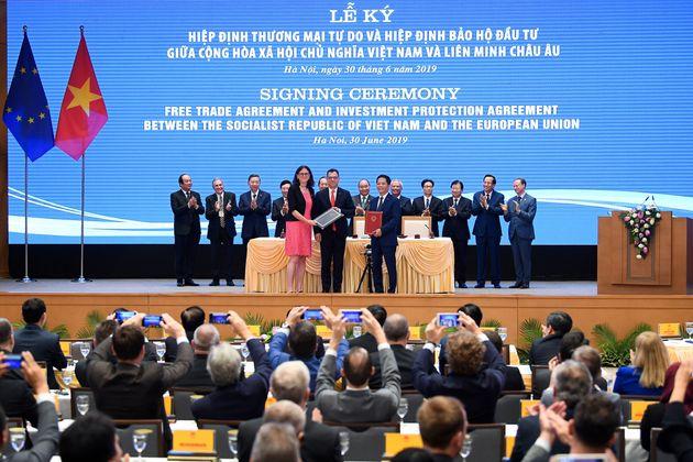 L'accordo tra Ue e Vietnam apre nuove prospettive per il