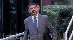 La Fiscalía retira el cargo de rebelión contra Trapero y abre la puerta a una condena sin