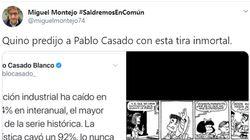 Triunfa al compartir la viñeta de Mafalda que predijo el polémico tuit de Pablo