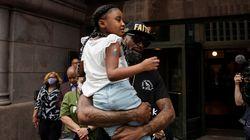 El emotivo vídeo viral de la hija de George Floyd: