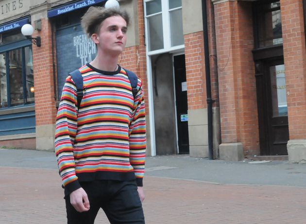 Connor Scothernwas handed a sentence of detention for 18