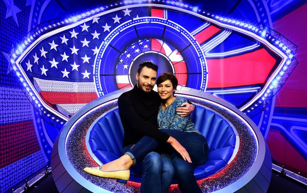 Rylan Clark-Neal and Emma Willis worked together on Channel 5's version of Big